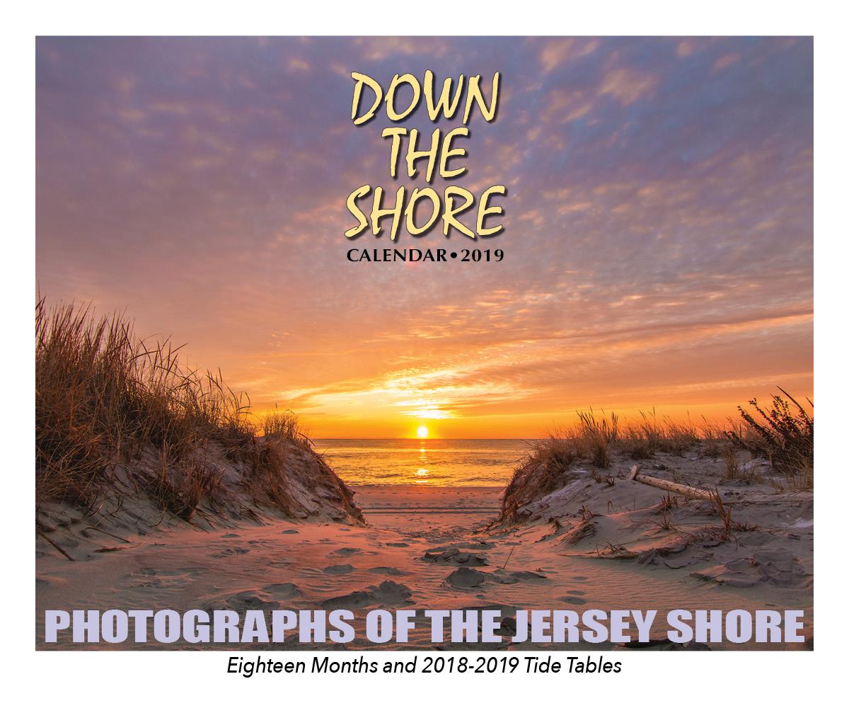 Down The Shore Calendars